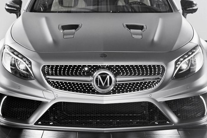Mansory S-Klasse Coupé Front Meta