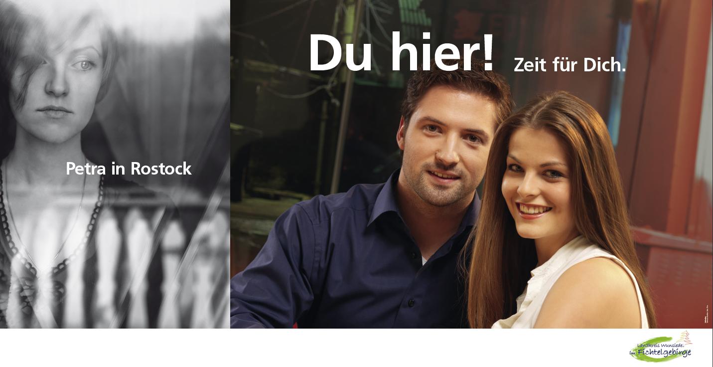 Plakat fuer Landkreis Wunsiedel