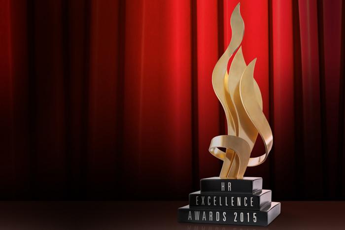 Human Ressources Excellence Award Trophäe