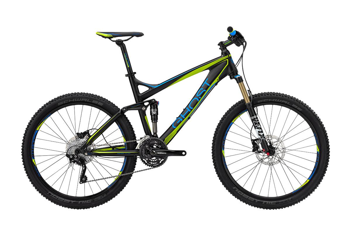 Ghost Bikes - Mountainbike Freisteller